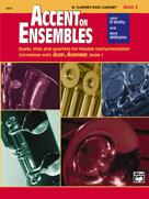 Accent on Ensembles, Book 2 [B-Flat Clarinet/Bass Clarinet]