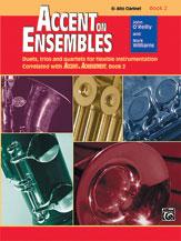 Accent on Ensembles, Book 2 [Eb Alto Clarinet]