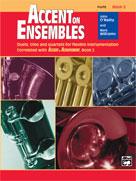 Accent on Ensembles, Book 2 [Flute]