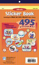Music for Little Mozarts: Sticker Book [Piano]