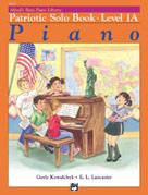 Basic Piano Patriotic Solo 1A  Method
