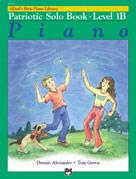 Alfred Basic Patriotic Solo Book Level 1B [piano]