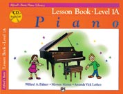 Alfred's Basic Piano Library: Lesson Book 1A [Piano]