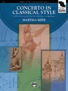 Concerto in Classical Style - Piano