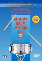 Alfred's Drum Method Book 1 DVD
