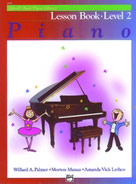 Alfred's Basic Piano Library: Lesson Book 2 [Piano]