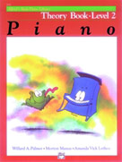 Basic Piano Library: Theory Book 2