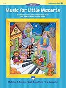 Alfred Barden/Kowalchyk/Lan   Music for Little Mozarts - Halloween Fun Book 3