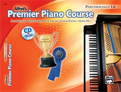 Premier Piano Course Performance 1A