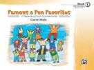 Famous & Fun Favorites 1 Piano Book