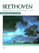 Moonlight Sonata, Opus 27, No. 2 (First Movement) Late Intermediate