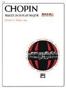 Waltz in D Flat Major Opus 64 No. 1  Piano Solo