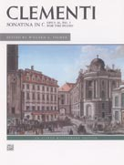 Sonatina in C, Opus 36, No. 1 [Piano]