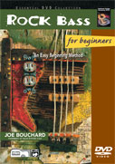Rock Bass For Beginners Dvd