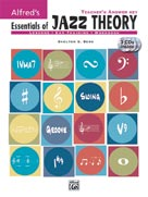 Alfred's Essentials of Jazz Theory - Answer Key and CDs