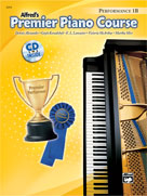 Premier Piano Course: Perf Book 1B