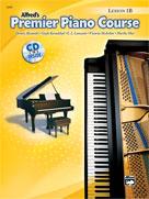 Alfred's Premier Piano Course: Lesson 1B