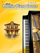 Premier Piano Course At-Home 1B