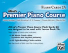 Premier Piano Course: Flash Cards, Level 2A [Piano]