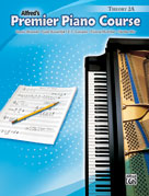 Premier Piano Course Theory 2A