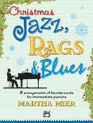 Christmas Jazz Rags & Blues  Book 2