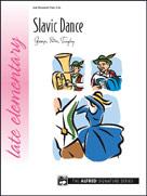 Slavic Dance - Piano