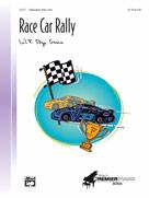 Race Car Rally - Piano