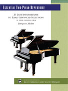 ESSENTIAL TWO PIANO REPERTOIRE