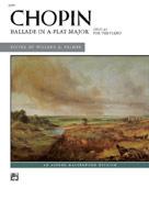 Ballade in A-Flat Major, Op.47 - Piano Solo