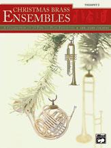 Christmas Brass Ensembles [Trumpet 2]