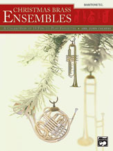Christmas Brass Ensembles [Baritone T.C.]