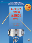 Alfred's Drum Method, Book 1 w/ DVD
