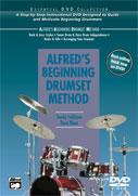 Beginning Drumset Method- DVD ONLY - NO BOOK