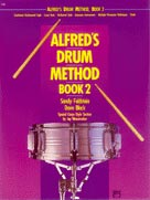 Alfred's Drum Method Book 2 for Snare Drum