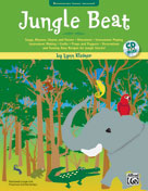 Jungle Beat - Book and CD