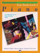 Alfred Basic Fun Bk 3 PIANO