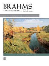 3 Intermezzi Op.117 for Piano