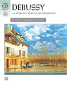 Alfred Debussy              Halford Scott Price Debussy - An Introduction to His Piano Music - Book / CD