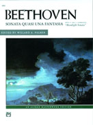 Moonlight Sonata, Op. 27, No. 2 - Piano