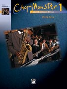 Chop-Monster, Book 1 [Baritone Saxophone]