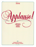 Applause!, Book 1 Piano