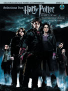 Harry Potter and the Goblet of Fire, [TM] String Selections from [Cello]