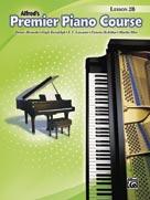 Premier Piano Course Lesson Book 2B BK/CD