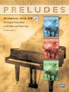 Preludes: Complete (Book/CD) - Piano