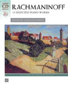 10 Selected Piano Works w/CD [piano] Rachmaninoff (ADV)