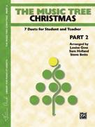 Music Tree Piano Method: Christmas, Part 2 - 1 Piano 4 Hands