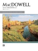 Alla Tarantella Op 39 No 2 - Piano