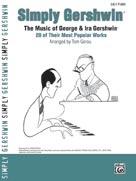 Simply Gershwin [Easy Piano]