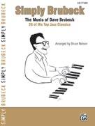 Simply Brubeck [Easy Piano]