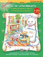 Classroom Music for Little Mozarts - Curriculum Vol 3 Book/CDs